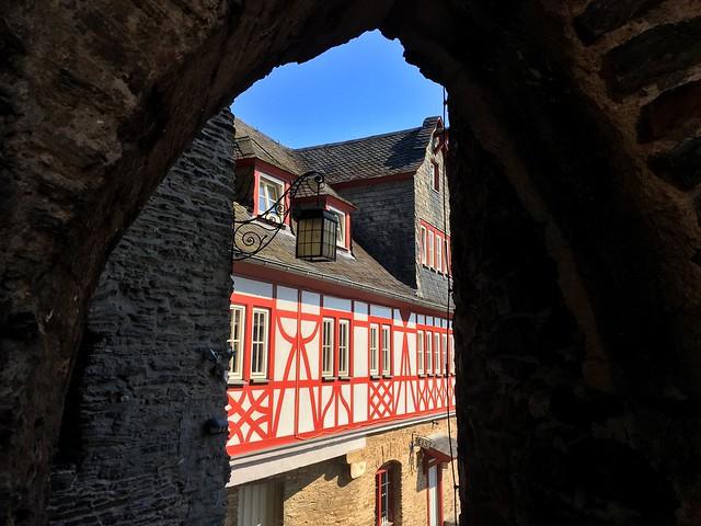 Castillo de Bacharach (Alemania)