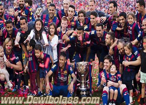 PROMO AGEN CASINO – Barcelona Akhirnya Menjadi Juara La Li ...