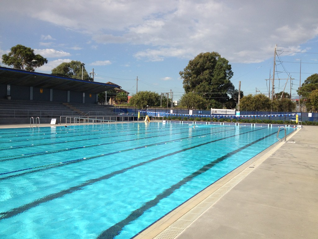 Birrong Pool In Sun Rose Holley Flickr