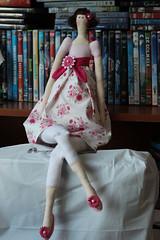 Tilda Flowergarden - W.I.P by Nanatoys