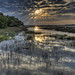 Sunrise Over Broad Creek May 5 2012 by Jim Crotty 2