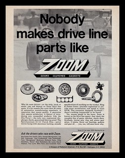 "Zoom Auto Parts, 1971 | by Cosmo's ""ART"" Gallery"