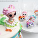 Lalaloopsy Cake and Cake Pops