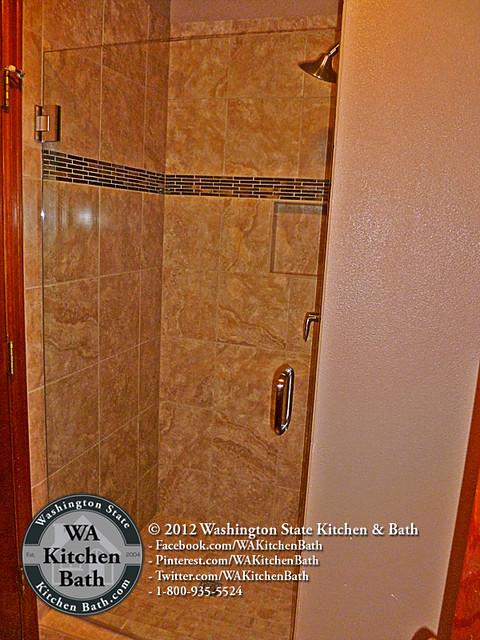 800 935 5524 olympia downstairs bathroom remodel for Bath remodel olympia wa