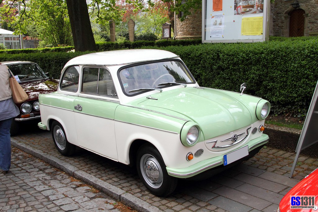 1957 1962 Trabant P50 The Trabant Is A Car That Was