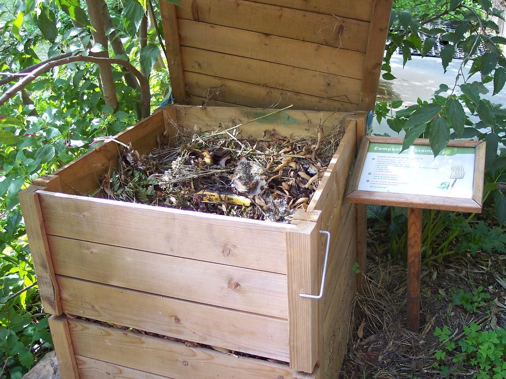 le r seau compostage au jardin ou comment apprendre mani