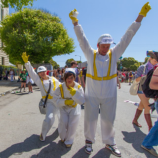Bay To Breakers 2012: beastie | by bhautik joshi