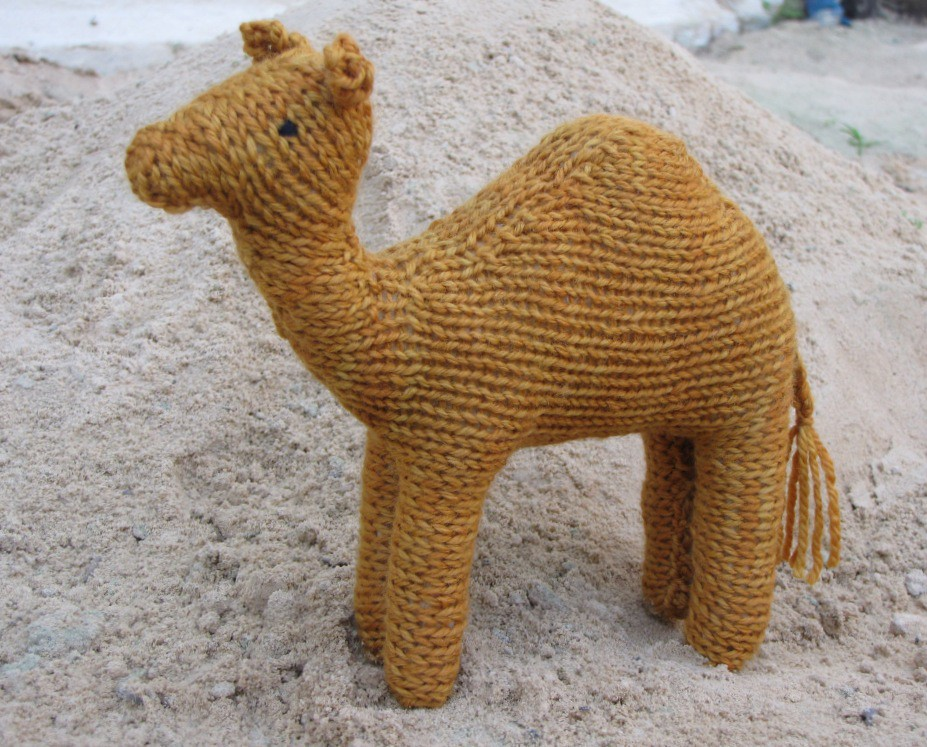 Camel Knitting Pattern Linda Flickr