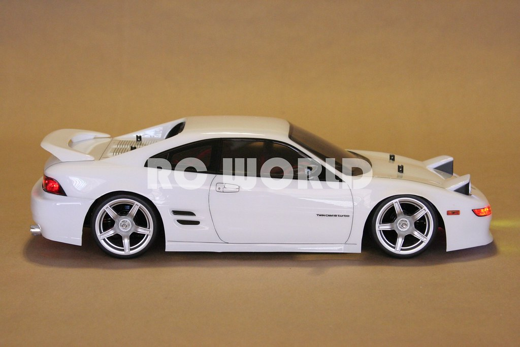 Tamiya 1 10 Rc Car Toyota Mr2 Turbo J Spec White Rc