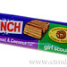 Nestle Crunch Girl Scout Cookie Caramel and Coconut