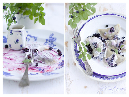 Blueberry's Dumplings | by Cintamani, GreenMorning.pl