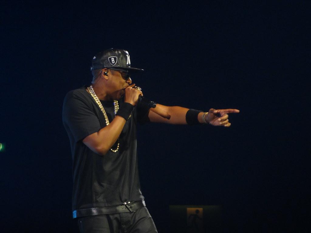 Kanye Tour  Layout
