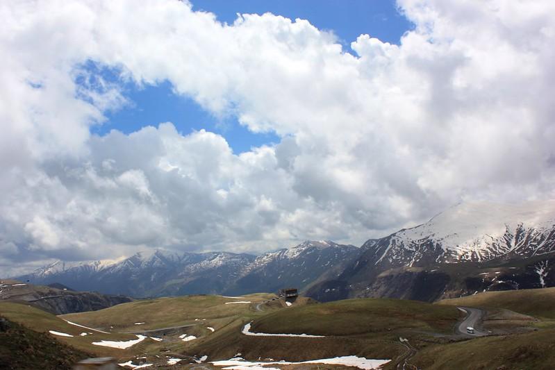 Кавказ, Крестовый перевал
