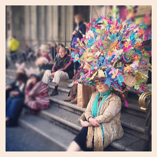 That's a big hat! #EasterParade #newyork | by Marilyn P Sushi