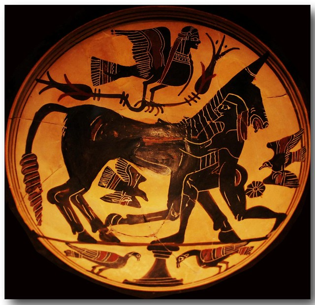 Flickr photo sharing for Ancient greek pottery decoration
