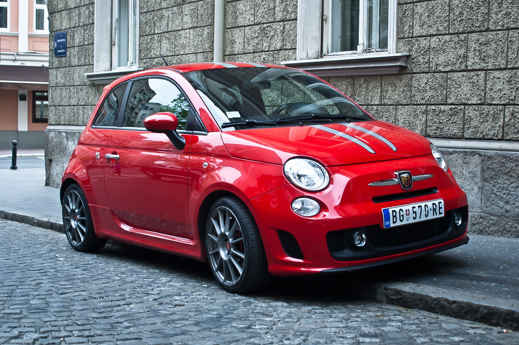 fiat 500 abarth 695 tributo ferrari serbiacarfan flickr. Black Bedroom Furniture Sets. Home Design Ideas
