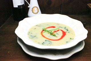 new take on Portuguese soup (caldo verde) | by SeppySills
