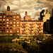 Deluge of Light - The Chelsea Skyline as seen from the High Line - New York City