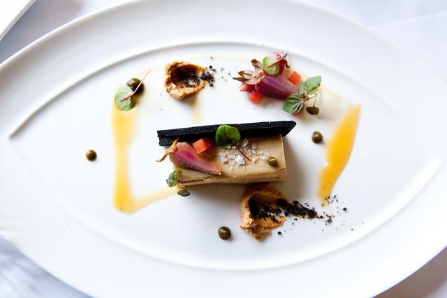 Cold foie gras torchon | Flickr - Photo Sharing!