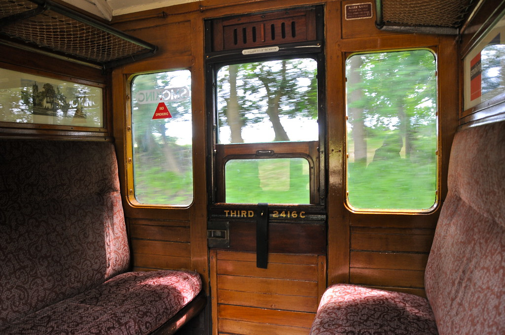 Isle of Wight Steam Ra...