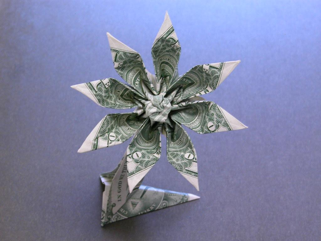 "Dollar bill ""Grace Flower"" | Design: Graciela Vicente Link ... - photo#40"