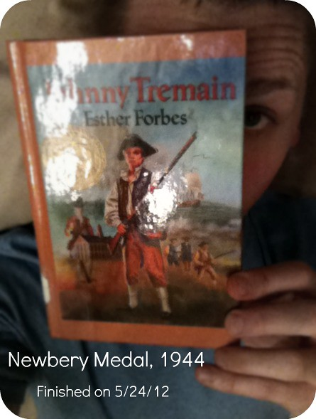 the newbery challenge johnny tremain schu flickr