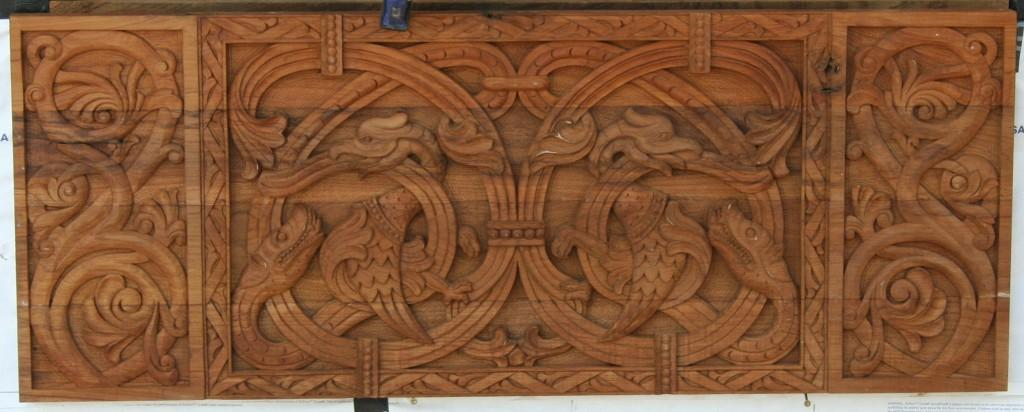 medieval wood carving A premier gallery of medieval art and early christian art and antiquities including lamps, jewelry, pottery  medieval & early christian painting on wood.