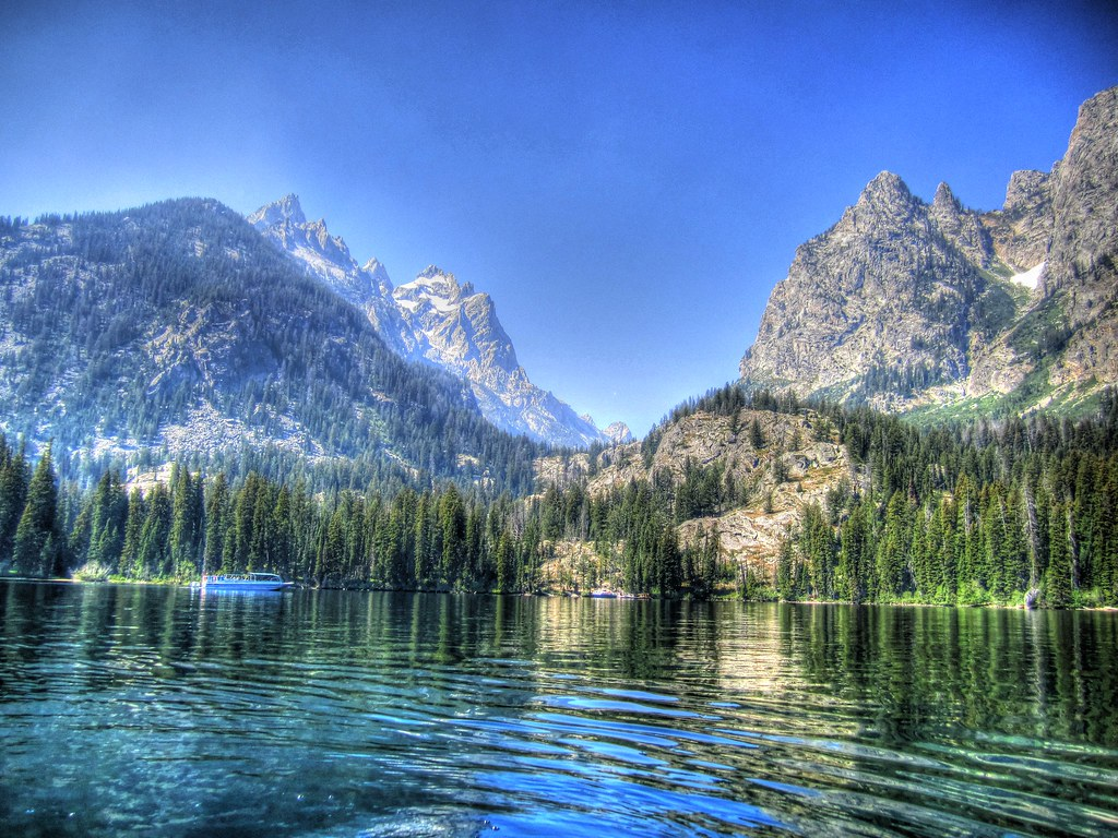 Jenny Lake, Grand Teton National Park Fishing, Camping ... |Jenny Lake Grand Teton National Park