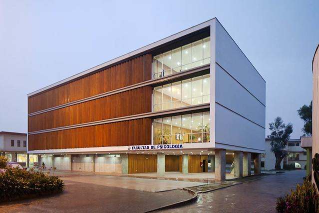 Facultad psicolog a universidad de cuenca arquitecto for Arquitecto universidad
