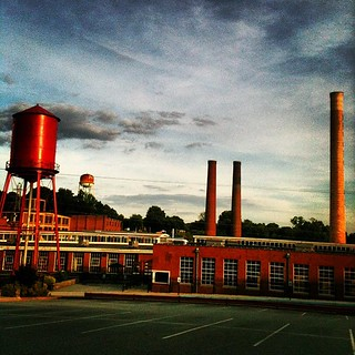 Revolution Mill Studios | by Greensboro NC