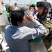 Demonstration against the Wall, Al Ma'sara, West Bank, 06.04.2012