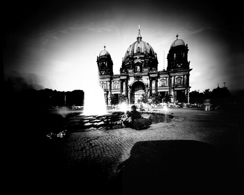 Berlin Cathedral Seen by a Dumpster | by Trashcam Project