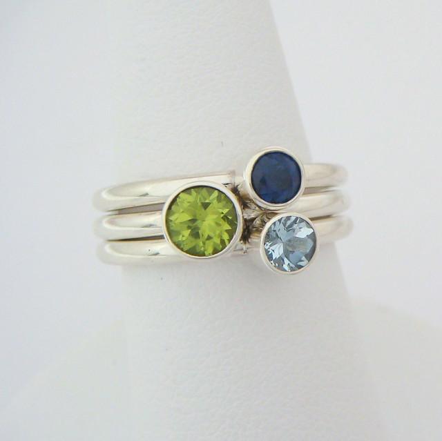 custom s rings 3 set flickr photo