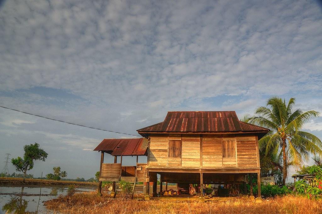 Rumah Kampung   Semanggol, Perak   Asraff Jamaludin   Flickr