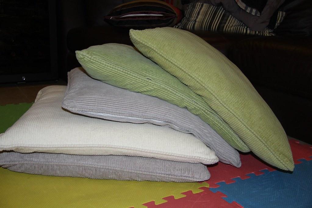 Ikea Large Floor Cushions X 5 Rmb 200 For All 5