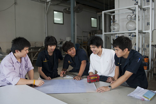 Building job-relevant skills are made possible through training programs while in school | by World Bank Photo Collection