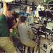 Mooi begin van de dag. Succesvolle lancering van Falcon gevolgd aan boord van ISS. Dragon onderweg.