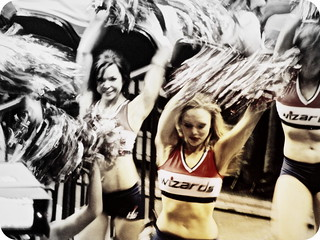 2012 - 01 - 20 - Wizards Cheerleaders Stomped On | by Mississippi Snopes