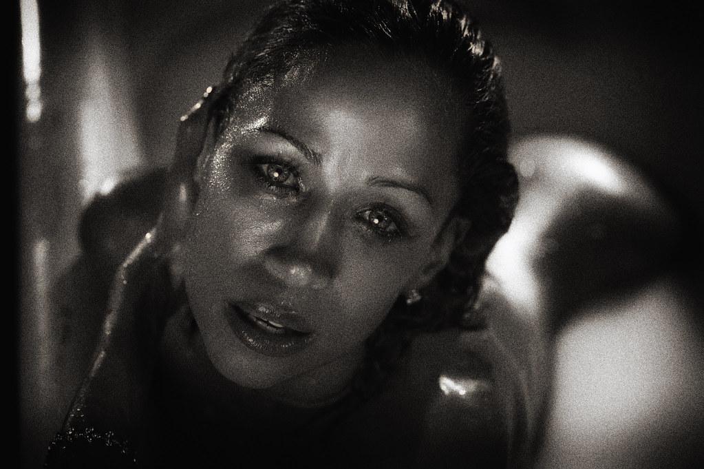 Elle fait un Hollywood Close Up Actrice Stacey Dash De-1232