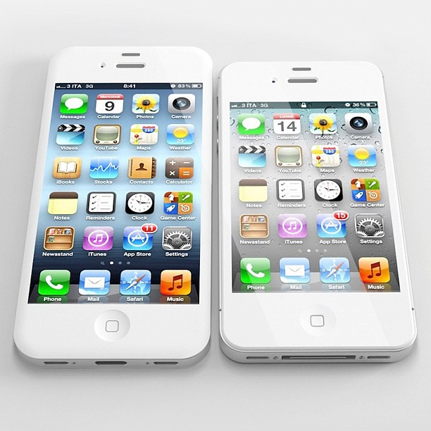 how big is the iphone 5s someone told me the iphone 5 will look like this what d 18432