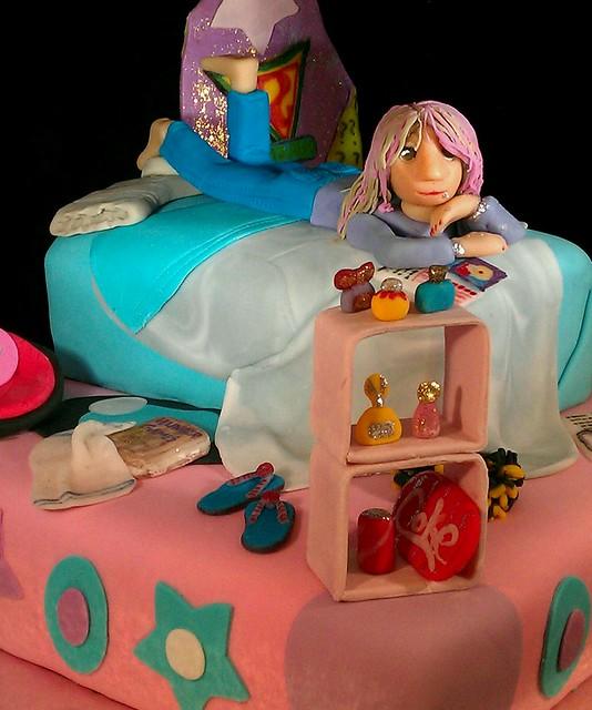 teenage girl cake Flickr - Photo Sharing!