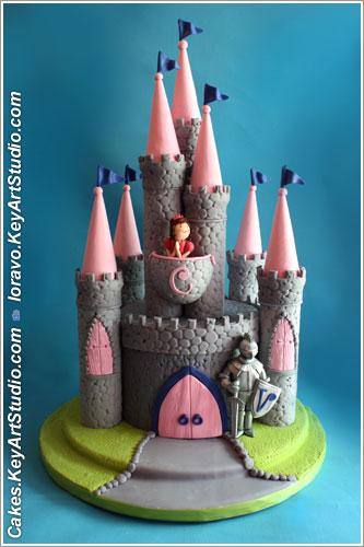 Фото тортов в виде рыцарских доспехов