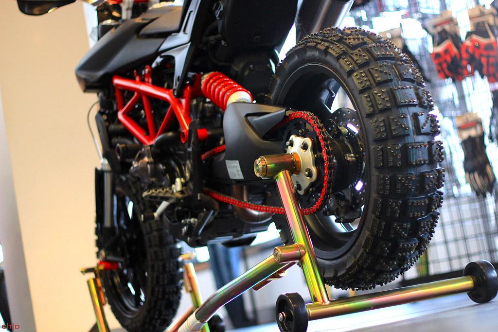 Ducati Motorcycles Indianapolis