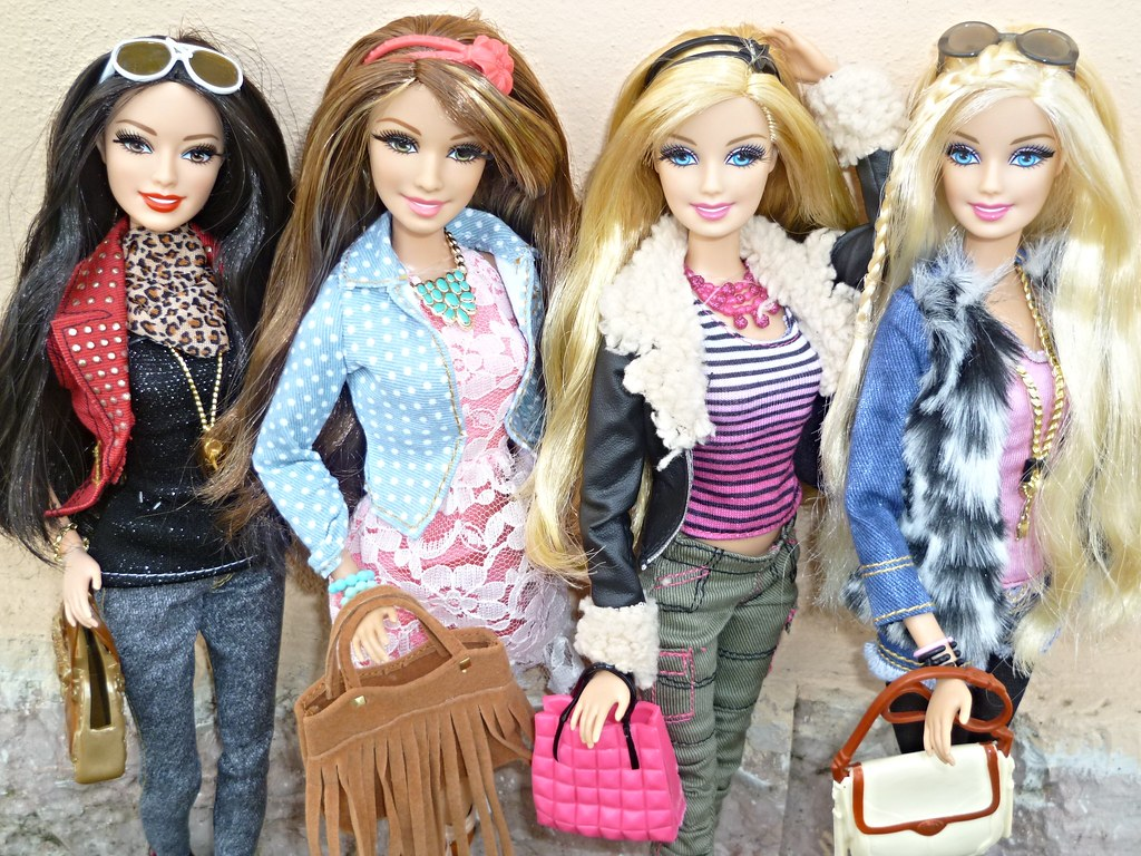2014 Style Glam Luxe Raquelle Teresa Barbie Barbie Flickr