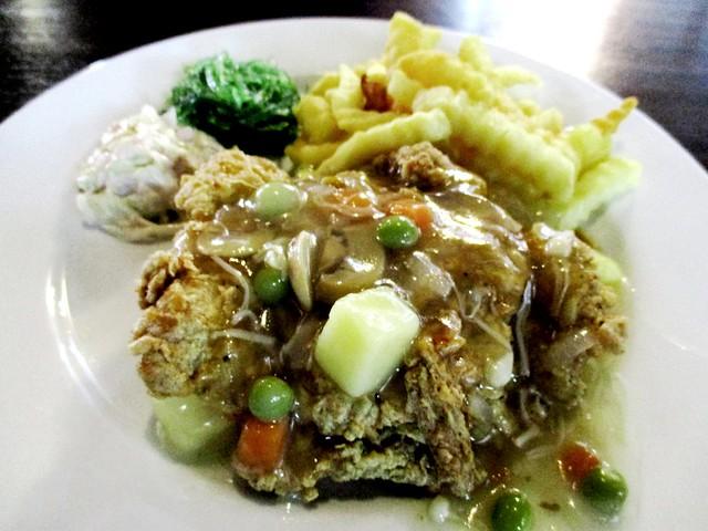 Eco-Delight Hainan chicken chop