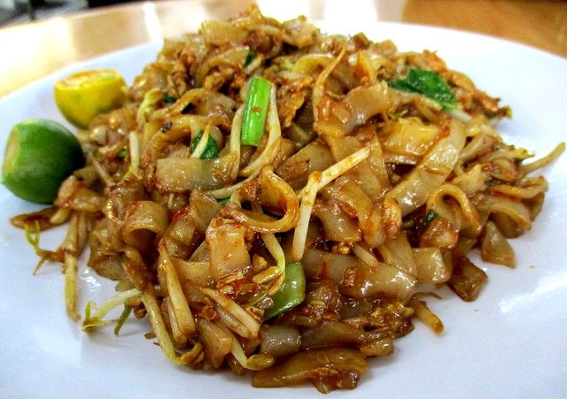 Sion Hin Cafe sambal kway teow