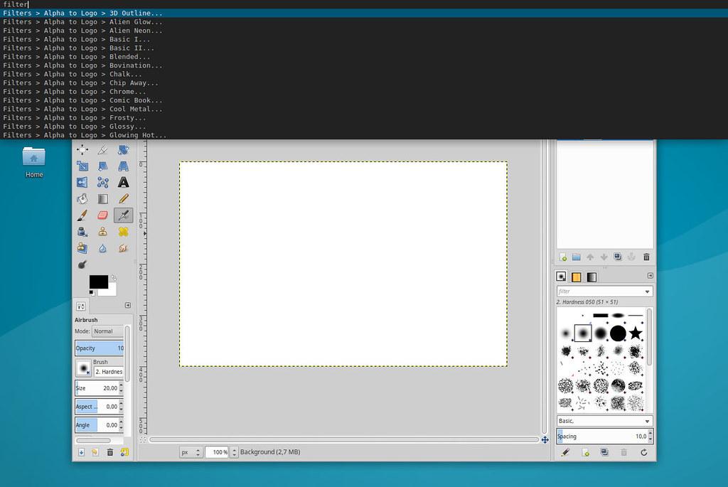 Instala un HUD como el de Unity en cualquier distro basada en Ubuntu 0286d6e6f90