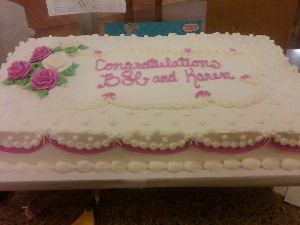 Similiar All White Wedding Sheet Cake Keywords
