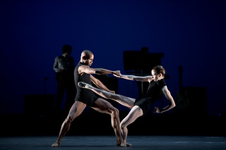 Eric Underwood and Lauren Cuthbertson dancing in Carbon Life © Bill Cooper/ROH 2012 | by Royal Opera House Covent Garden