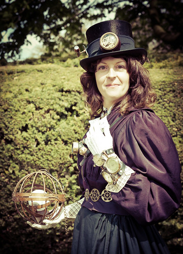 2012-04-22 Elf Fantasy Fair, edition Haarzuilens 2012, Steampunk | by Qsimple, Memories For The Future Photography